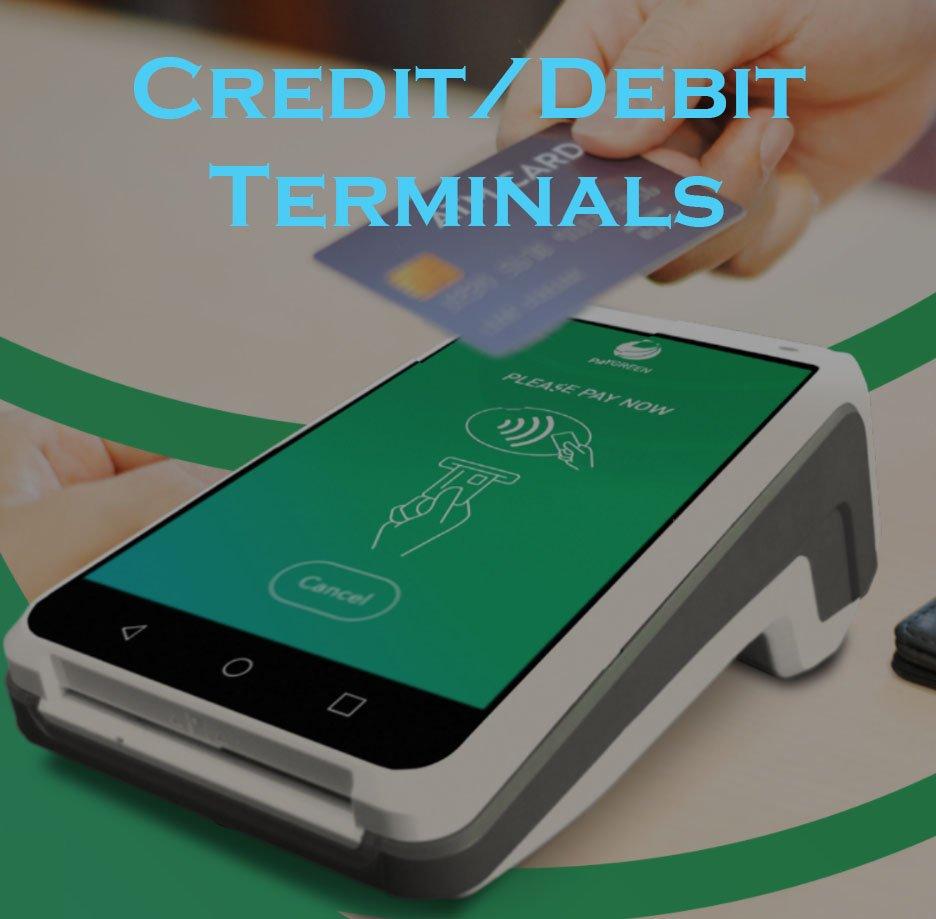 Credit Terminals